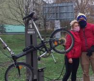 Rowerowe zajęcia dla seniorów w Gdyni. Wykład online 18 marca