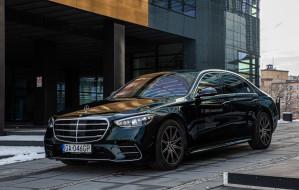 Nowy Mercedes-Benz Klasy S: motoryzacyjny majstersztyk