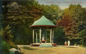 Sopot odbuduje altanę upamiętniającą burmistrza sprzed stu lat