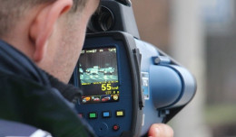 Policja kupi 350 laserowych mierników prędkości