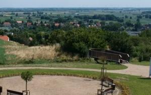 Wieża widokowa na Oruni: trzecia zmiana lokalizacji