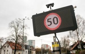 50 km/h na Grunwaldzkiej to fikcja? Sprawdziliśmy