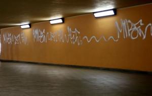 Pomazali tunel pod SKM Wzgórze
