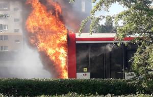 Audyt miejskich autobusów po pożarze na Smoluchowskiego