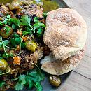 Gastrobanda: marokańskie kiszonki w towarzystwie kurczaka