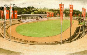 Pierwsze stadiony w Gdańsku