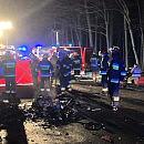 Sprawca wypadku, w którym zginął Piotr Świąc, był pijany