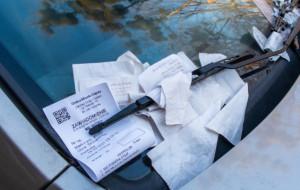 Rekordziści ze stref płatnego parkowania dostali mandaty na dziesiątki tys. zł