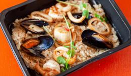 Jedzenie do domu: testujemy ryby i owoce morza