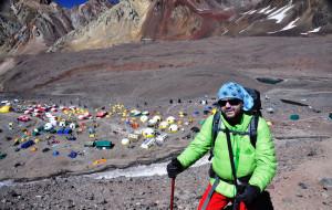 Chce pokonać Mount Everest i pomóc dzieciom z autyzmem
