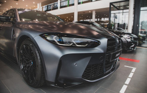 Nowe BMW M3 i M4 w trójmiejskich salonach