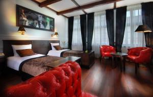 Butikowe hotele czarują designem