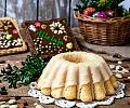 Babki, mazurki, serniki. Zobacz ciasta w cateringu wielkanocnym