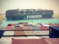 Kontenerowiec utknął w Kanale Sueskim. Czy wpłynie to na pracę DCT?