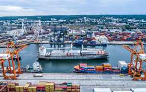 Port Gdynia na plusie pomimo pandemii