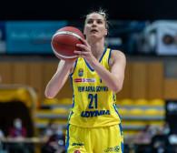 VBW Arka Gdynia - Basket Bydgoszcz. Laura Miskiniene: Tożsamość, czyli wygrywanie