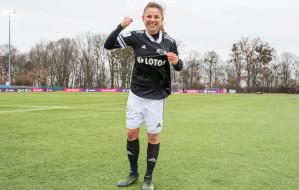 Aleksandra Rompa podpatrywała gwiazdy Juventusu. Dziś wspiera AP Lotos Gdańsk