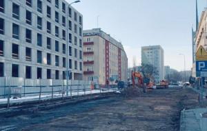 Gdynia: przebudowa ul. Armii Krajowej do wakacji