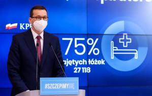 Rząd: zwiększamy obostrzenia od 27 marca