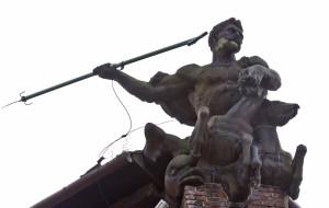 Zapomniany Neptun z Biskupiej Górki