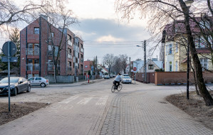 Metamorfoza nadmorskiej ulicy w Brzeźnie