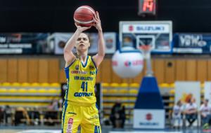 VBW Arka Gdynia - Basket Bydgoszcz 62:48. Pierwszy krok do finału EBLK