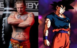Inspiruje go Dragon Ball. Będzie walczył na gołe pięści