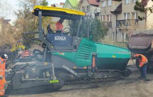Gdynia: pogoda sprzyja remontom dróg