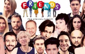 """Musical """"Friends"""" - trójmiejscy aktorzy podbijają Toruń"""