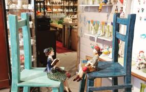 Małe galerie sztuki, czyli sklepy z rękodziełem