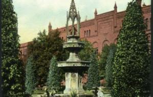 Jaka będzie fontanna przy Wielkim Młynie?