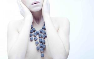 Anna Frankowska i jej zaskakująca biżuteria
