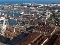 Śmiertelny wypadek w stoczni w Gdyni