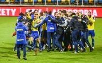 Arka Gdynia - Piast Gliwice 0:0, karne...