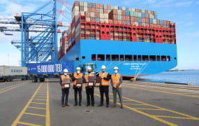 W DCT przeładowano 15-milionowy kontener