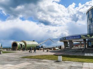 Okręt podwodny, a w nim kino 5D - nowa atrakcja przy Akwarium Gdyńskim