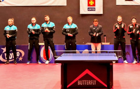 AZS AWFiS Balta Gdańsk. Tenisiści stołowi po sensacji pozostali z brązem