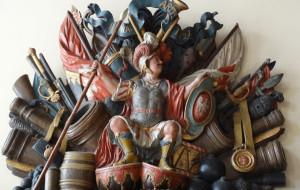 Odkrywamy tajemnice arsenału boga wojny w Sieni Gdańskiej
