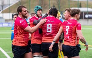 Ekstraliga rugby. Orkan - Lechia 29:29, Arka - Juvenia 26:47