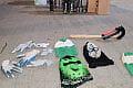Policja zatrzymała 17 pseudokibiców Lechii