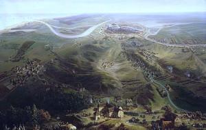 Krajobraz po katastrofie, czyli podróż do Gdańska w 1817 r.