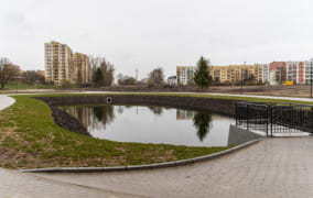 Witomino: zbiornik pozostanie bez barierek