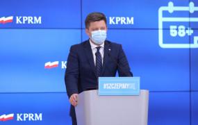 19.04 ruszy pierwszy masowy punkt szczepień
