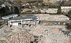 Znikają budynki spółdzielni mleczarskiej Maćkowy