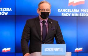 Minister zdrowia: obostrzenia do 25 kwietnia, ale są wyjątki