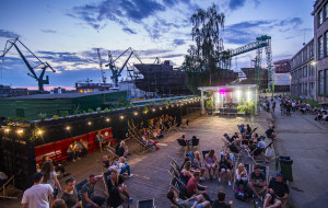 Przestrzenie, ulice, parki, skwery - tu zakwitnie życie towarzyskie i imprezowe