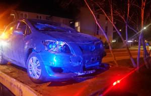 Przechodnie zatrzymali pijanego kierowcę w Kowalach