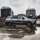 Mercedes GLE 350 de: hybryda z dieslem