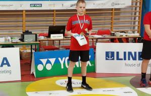 Sport Talent. Igor Skolimowski - badminton i szkoła przetrwania