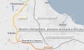 Podpisano umowę na budowę Obwodnicy Metropolitalnej. Powstanie za 4 lata